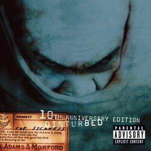 Альбом Disturbed - The Sickness 10th Anniversary Edition