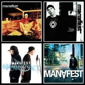 Альбом: Manafest - 4 Pack (Misled Youth, My Own Thing, Epiphany, & Glory)
