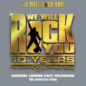 Альбом: Freddie Mercury - We Will Rock You 10th Anniversary Edition