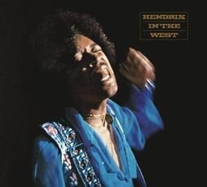 Альбом: Jimi Hendrix - Hendrix In The West