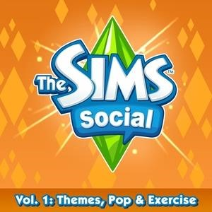 Альбом: Junkie XL - The Sims Social, Vol. 1: Themes, Pop And Exercise