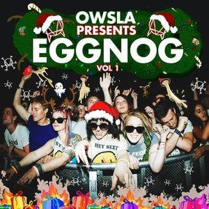 Альбом Skrillex - OWSLA Presents EGGNOG