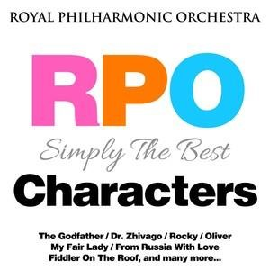 Альбом Royal Philharmonic Orchestra London - Royal Philharmonic Orchestra: Simply the Best: Characters