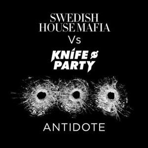Альбом: Knife Party - Antidote