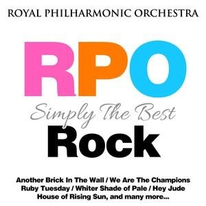Альбом Royal Philharmonic Orchestra London - Royal Philharmonic Orchestra: Simply the Best: Rock
