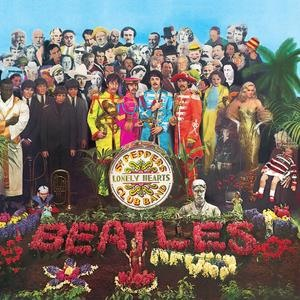 Альбом: The Beatles - Sgt. Pepper's Lonely Hearts Club Band
