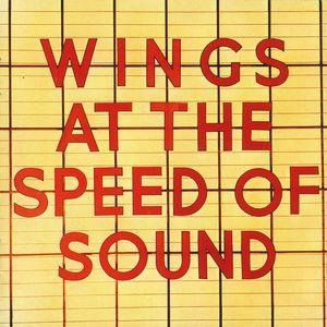 Альбом Wings - Wings At The Speed Of Sound
