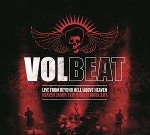 Альбом: Volbeat - Live From Beyond Hell / Above Heaven