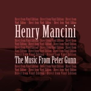 "Альбом H. Mancini - The Music from ""Peter Gunn"""