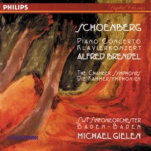 Альбом Alfred Brendel - Schoenberg: Piano Concerto; Chamber Symphonies Nos. 1 & 2