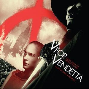 Альбом: Dario Marianelli - V For Vendetta: Music From The Motion Picture