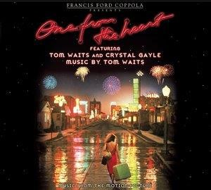 "Альбом: Tom Waits - Music From The Original Motion Picture ""One From The Heart"""