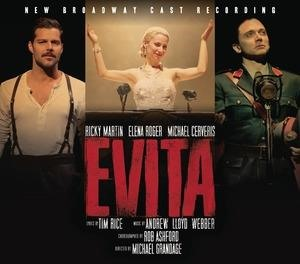 Альбом: Ricky Martin - Evita - New Broadway Cast Recording