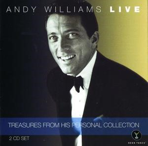 Альбом: Andy Williams - Andy Williams LIVE - Treasures From His Personal Collection