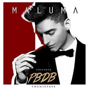 Альбом Maluma - PB.DB. The Mixtape
