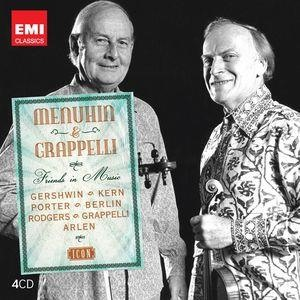 Альбом: Yehudi Menuhin - Icon: Menuhin and Grappelli