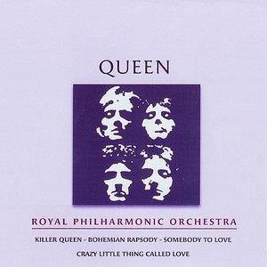 Альбом Royal Philharmonic Orchestra London - Queen - This Is Gold