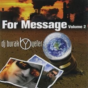 Альбом: Burak Yeter - For Message Volume 2