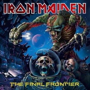 Альбом Iron Maiden - The Final Frontier