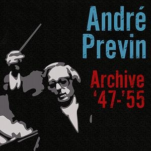 Альбом: Andre Previn - Archive '47-'55