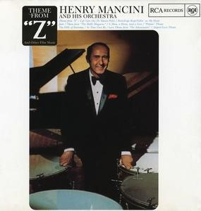 "Альбом: Henry Mancini - Theme From ""Z"" And Other Film Music"