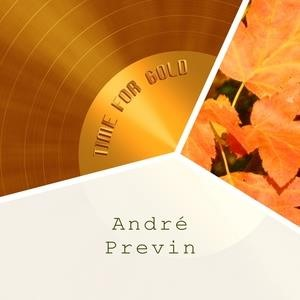 Альбом: Andre Previn - Time For Gold