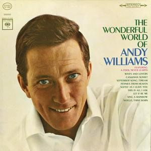 Альбом: Andy Williams - The Wonderful World of Andy Williams