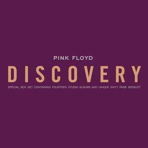 Альбом Pink Floyd - The Discovery Boxset