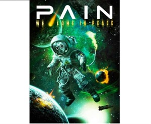 Альбом: Pain - We Come In  Peace CD1