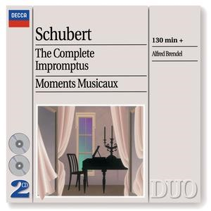 Альбом: Alfred Brendel - Schubert: The Complete Impromptus/Moments Musicaux