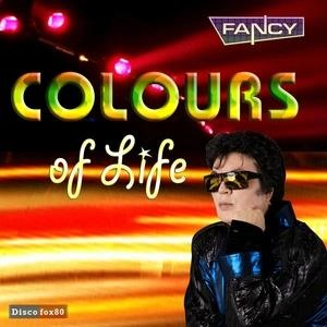 Альбом Fancy - Colours of Life