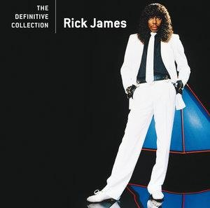 Альбом: Rick James - The Definitive Collection