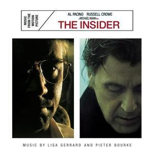 Альбом: Lisa Gerrard - The Insider - Motion Picture Soundtrack