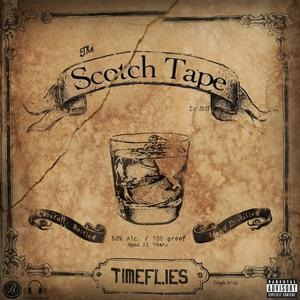 Альбом Timeflies - The Scotch Tape