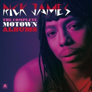 Альбом: Rick James - The Complete Motown Albums