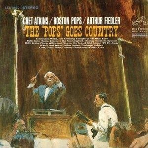 Альбом: Chet Atkins - The Pops Goes Country