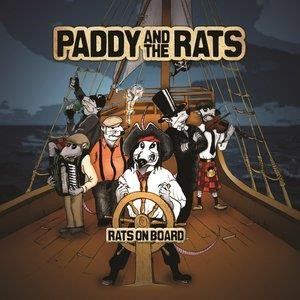 Альбом Paddy And The Rats - Rats on Board