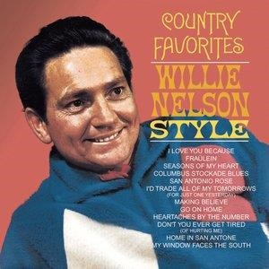 Альбом: Willie Nelson - Country Favorites - Willie Nelson Style