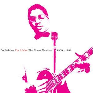 Альбом Bo Diddley - I'm A Man:The Chess Masters, 1955-1958