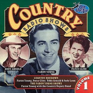 Альбом: Patsy Cline - Country Radio Shows, Vol. 1