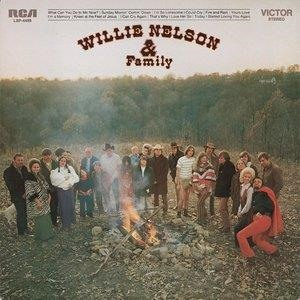 Альбом: Willie Nelson - Willie Nelson And Family