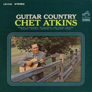 Альбом: Chet Atkins - Guitar Country