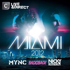 Альбом: Nicky Romero - Miami 2012