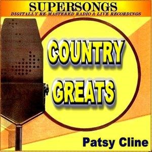 Альбом: Patsy Cline - Country Greats