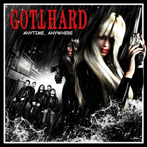 Альбом: Gotthard - Anytime Anywhere TOUR E.P.
