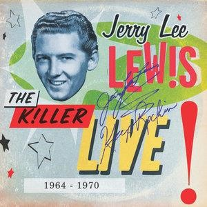Альбом: Jerry Lee Lewis - The Killer Live - 1964 To 1970