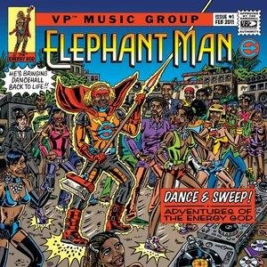 Альбом: Elephant Man - Dance & Sweep! - Adventures Of The Energy God