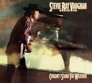 Альбом Stevie Ray Vaughan - Couldn't Stand The Weather