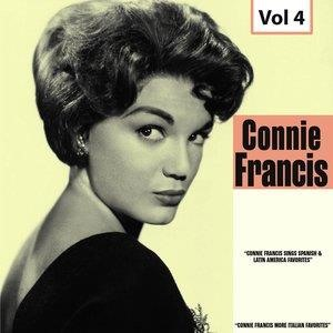 Альбом: Connie Francis - Connie Francis, Vol. 4