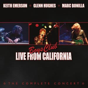 Альбом: Glenn Hughes - Boys Club: Live From California